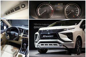 Mitsubishi Xpander có giá bán bao nhiêu?