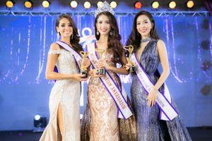 Phan Thị Mơ xuất sắc đăng quang Hoa hậu đại sứ du lịch thế giới 2018 tại Thái Lan