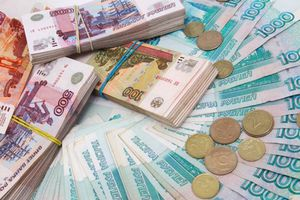 Đồng ruble của Nga rơi xuống mức thấp nhất trong gần hai năm