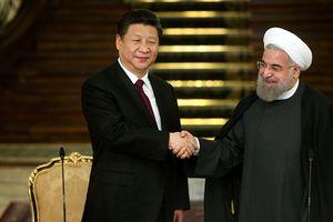 Trung Quốc, Đức tuyên bố bảo vệ quan hệ kinh doanh với Iran