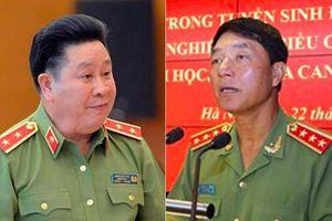 Chủ tịch nước giáng cấp bậc hàm tướng với ông Bùi Văn Thành