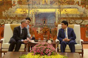 Hà Nội sẽ hỗ trợ Đại sứ quán Đức tổ chức thành công Lễ hội Văn hóa