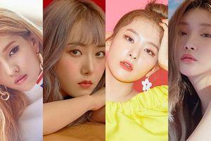 Nhan sắc 4 nữ thần tượng Kpop quyến rũ của nhóm nhạc sắp ra mắt
