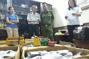 Hải Phòng: Cơ sở bán thuốc 'gia truyền Bà Đại' bị kiểm tra, không xuất trình được hồ sơ pháp lý