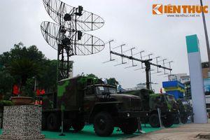 Cận cảnh hệ thống radar cảnh báo sớm 'Made in VN'