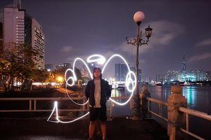 Chưa bao giờ chụp ảnh phơi sáng lại dễ dàng như vậy với Galaxy S9