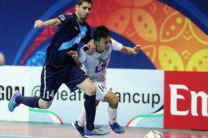 Thái Sơn Nam tạo địa chấn khi vào chung kết futsal châu Á