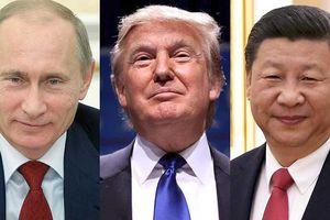 'Chiến tranh' với Mỹ, quan chức Trung Quốc tới gặp ông Putin bàn chuyện gì?