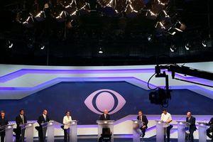 Bầu cử Tổng thống Brazil: Các ứng cử viên tranh luận trực tiếp