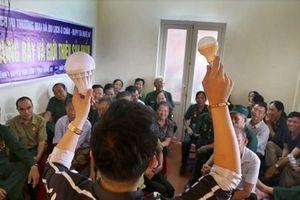 Hà Tĩnh: Chiêu đa cấp khiến hàng loạt cựu chiến binh mắc bẫy