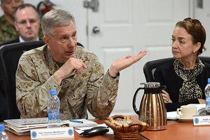 Mỹ giảm quân đặc nhiệm nơi khác để chuyên ứng phó Trung, Nga