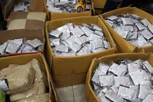 Thu giữ hàng nghìn gói 'Viên tiểu đường Bà Đại gia truyền'
