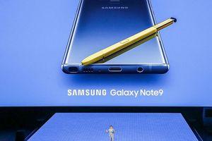 Cận cảnh Samsung Galaxy Note 9 vừa ra mắt