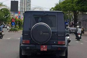 Danh tính tài xế lái siêu xe tiền tỷ gắn biển đỏ giả ở Cần Thơ