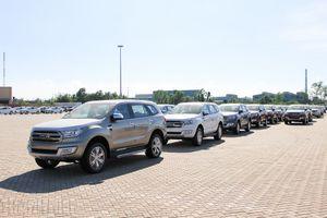 Honda vượt 'scandal' gỉ xe, Ford Việt Nam mất 35% doanh số