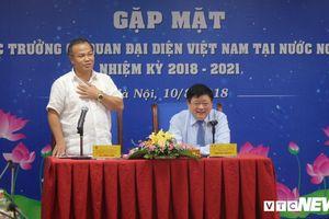 Thứ trưởng Ngoại giao, Đại sứ Vũ Hồng Nam: Sóng phát thanh VOV đi đến tận cùng trái tim người Việt Nam xa Tổ quốc