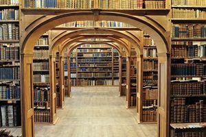 12 thư viện đẹp nhất thế giới