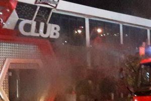 Khánh Hòa: Cháy lớn tại Z Club Nha Trang