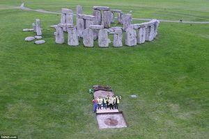 Phát hiện bất ngờ về người xây dựng bãi đá cổ Stonehenge