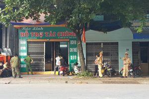 Nam Định: Côn đồ nổ súng giải quyết mâu thuẫn, người đi đường thiệt mạng