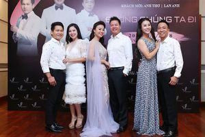 Làm vợ Việt Hoàn - vừa là động lực vừa áp lực