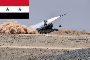 Phòng không Syria bắn hạ 'mục tiêu thù địch' gần thủ đô Damascus