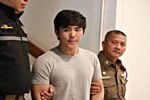Nam diễn viên Thái Lan bị bắt ngay tại phim trường