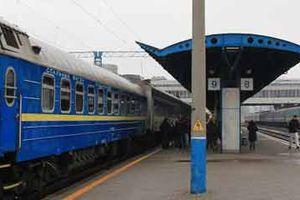 Ukraine sẵn sàng chấm dứt lưu thông đường sắt với Nga