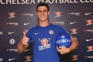 Chelsea công bố số áo CHÍNH THỨC mùa 2018/19: Kepa số mấy?