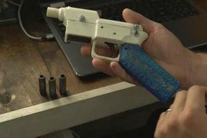 Hơn 20 tổng chưởng lý của Mỹ lên tiếng về lệnh cấm công bố thiết kế súng in 3D