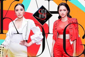 Siêu mẫu Việt Nam 2018: HLV The Look - Kỳ Duyên đối đầu hoa hậu quốc tế Hương Giang