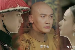 Xem phim 'Diên Hi công lược' tập 34: Bắt gặp Ngụy Anh Lạc - Phó Hằng 'tình tứ', Càn Long nổi máu ghen tuông
