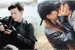 Huỳnh Anh tình tứ khóa môi bạn gái mới trong chuyến phượt Đà Lạt bằng mô tô