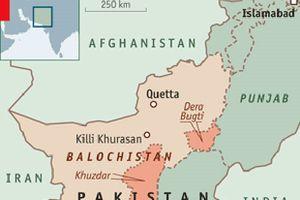 Đánh bom liều chết nhằm vào công nhân Trung Quốc tại Pakistan
