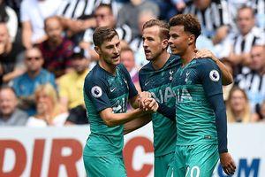 Toàn cảnh chiến thắng nhọc nhằn của Tottenham trước Newcastle