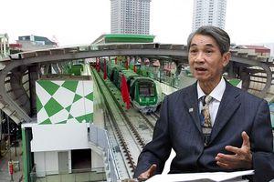 Chủ tịch Hiệp hội vận tải Hà Nội: Giá vé đường sắt trên cao 10.000 đồng/lượt là thỏa đáng