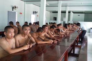 Đã đưa 224 học viên bỏ trốn trở lại cơ sở cai nghiện