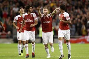 Arsenal vs Manchester City: Ngày 'Pháo thủ' đả bại nhà vua