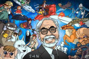 Huyền thoại Hayao Miyazaki khó lòng kịp ra phim mới vào năm 2020
