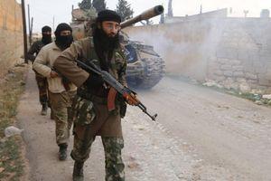 IS kích nổ bom tự sát tấn công quân đội Syria, giết nhiều binh sĩ