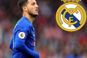 CHUYỂN NHƯỢNG (12.8): Real dùng 'tiến tấn' dụ Chelsea bán Hazard
