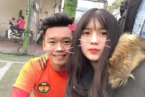 Bạn gái Thành Chung: 'Rất thương anh khi không thể tham dự ASIAD 2018'
