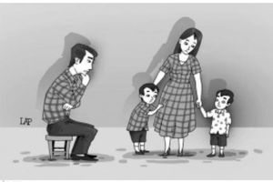 Bi kịch những ông bố lén lút đem con mình đi 'thử' xem mình có... 'nuôi con tu hú'