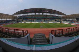 Đội tuyển Olympic Việt Nam chơi trên mặt cỏ chất lượng cao tại ASIAD 2018