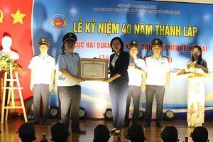 Hải quan Nội Bài không ngừng xây dựng hình ảnh của Hải quan Thủ đô