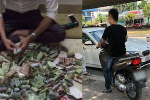 Nữ sinh Ngân hàng bị bạn trai đi SH chia tay vì lấy lại 1 ngàn tiền thối