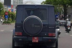 Gắn biển đỏ quân đội cho 'oai', chủ siêu xe Mercedes sẽ nhận 'cái kết đắng'