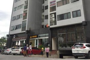 Dân chung cư Bảo Sơn Complex phản đối chủ đầu tư vi phạm hợp đồng