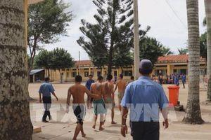 Cơ sở cai nghiện ma túy tỉnh Tiền Giang: Phần lớn học viên bỏ trốn đã trở lại