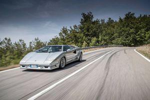 Tên chiếc Lamborghini này được bắt nguồn từ việc 'chém gió'